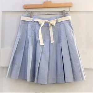 J Crew Pleated Skirt